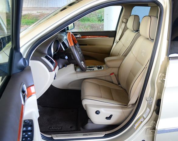Tow Capacity Jeep Grand Cherokee V6