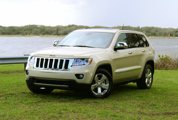 2012 jeep grand cherokee overland v6 4 4 review test drive. Black Bedroom Furniture Sets. Home Design Ideas