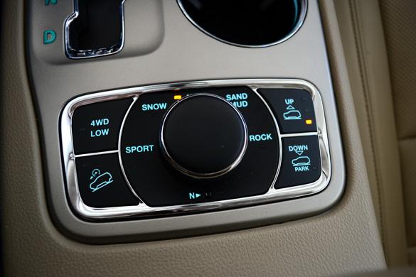 Select jeep