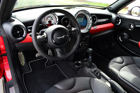 2012 Mini Cooper S Coupe Review Test Drive