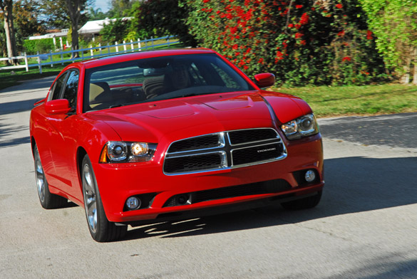 2012 Dodge Charger SXT Plus Review – 'Affordable Performance & Luxury'