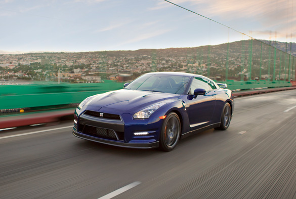 First Drive: 2013 Nissan GT-R (Review & Track Test Drive)