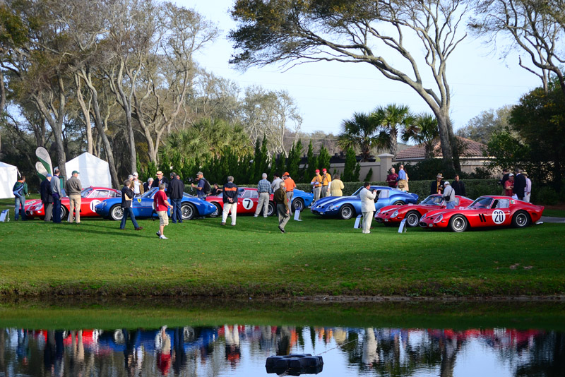 17th Annual Amelia Island Concours d'Elegance (2012)