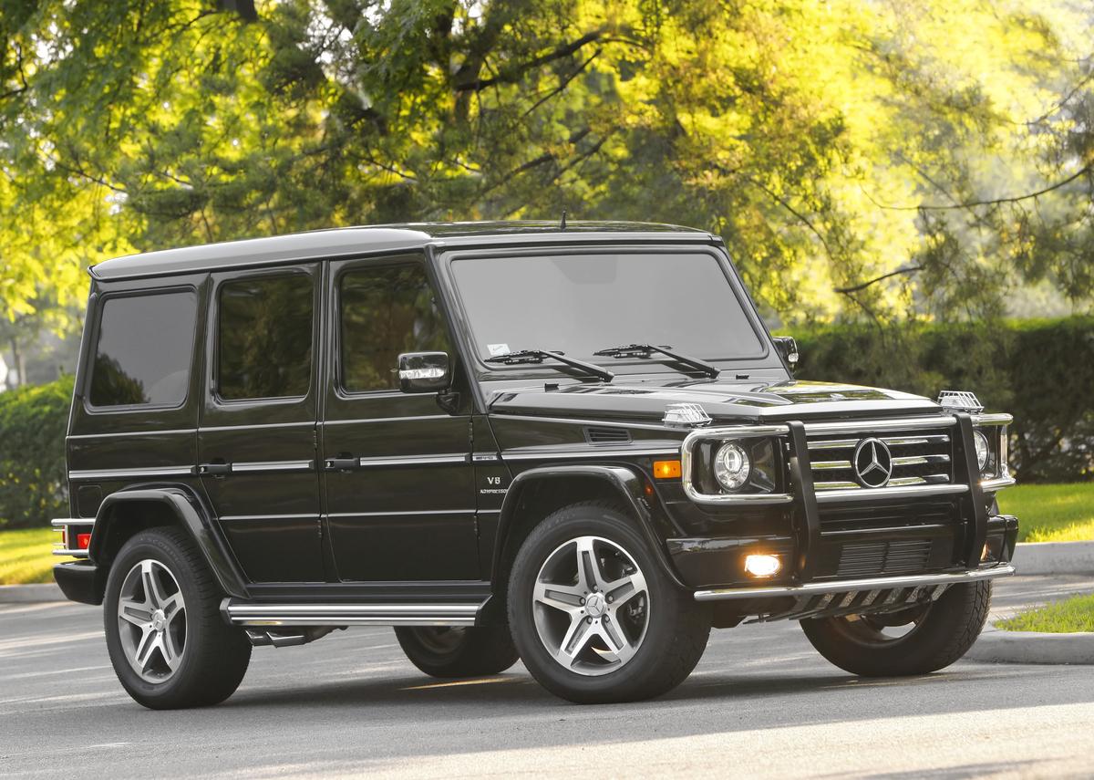 Mercedes Dealer Announces New G63 And G65 Amg Models