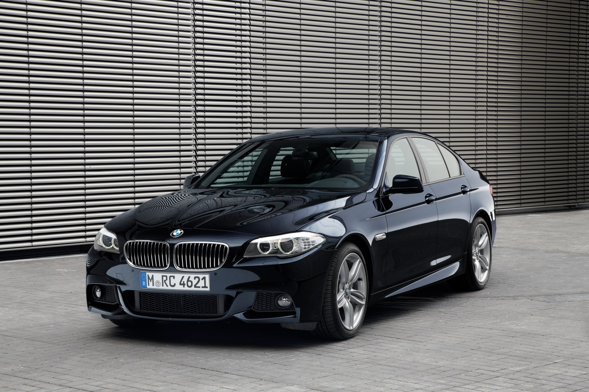 BMW Recalls 1.3 Million Previous-Generation 5 And 6 Series Cars