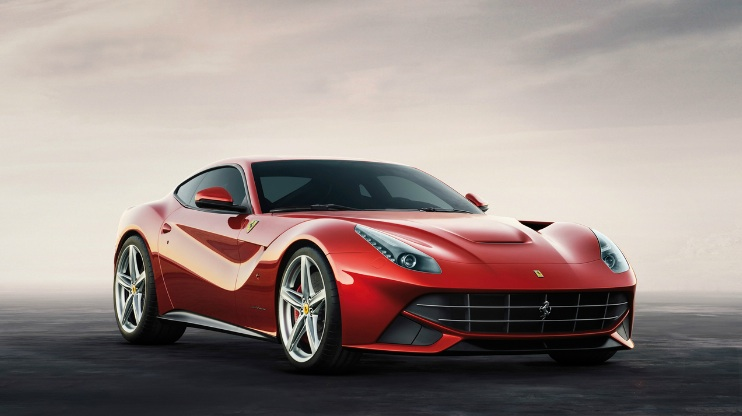 Ferrari Reveals The F12 Berlinetta: Video