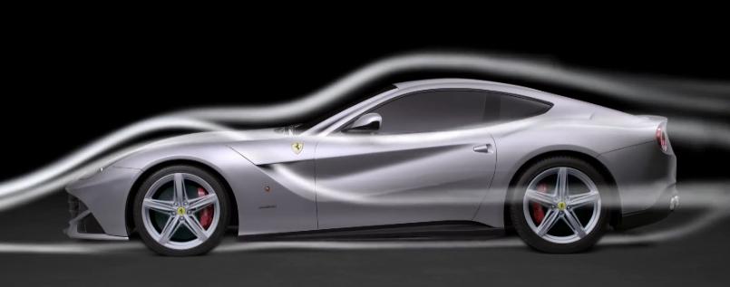 Ferrari Shows Off Its F12 Berlinetta: Video