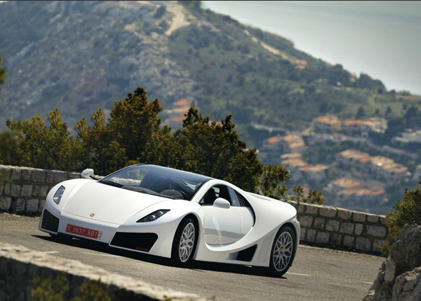 Is The GTA Spano The Fastest Car You've Never Heard Of?