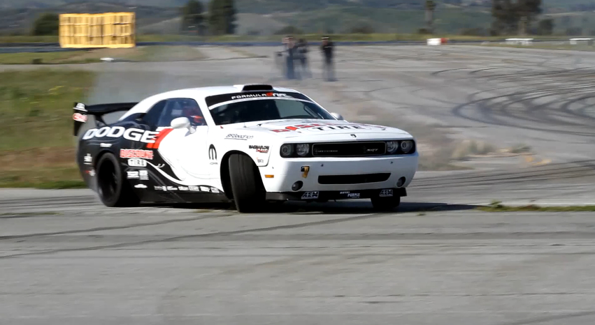Formula Drift Loses Samuel Hübinette For The 2012 Season