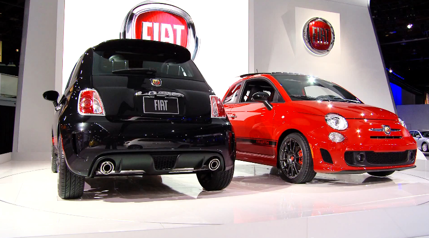 The Fiat 500 Abarth Explained: Video