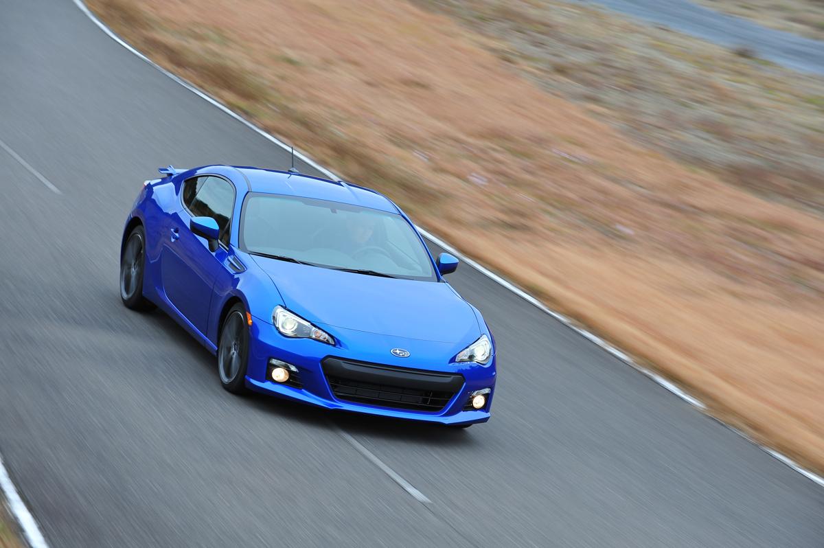 Want A Subaru BRZ In The U.S.? You Have A One In Six-Thousand Chance