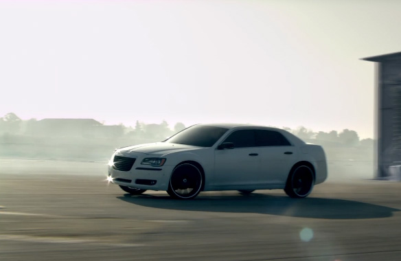 New Chrysler 300 Goes Hard in WILL.I.AM 'THE (The Hardest Ever)' Music Video