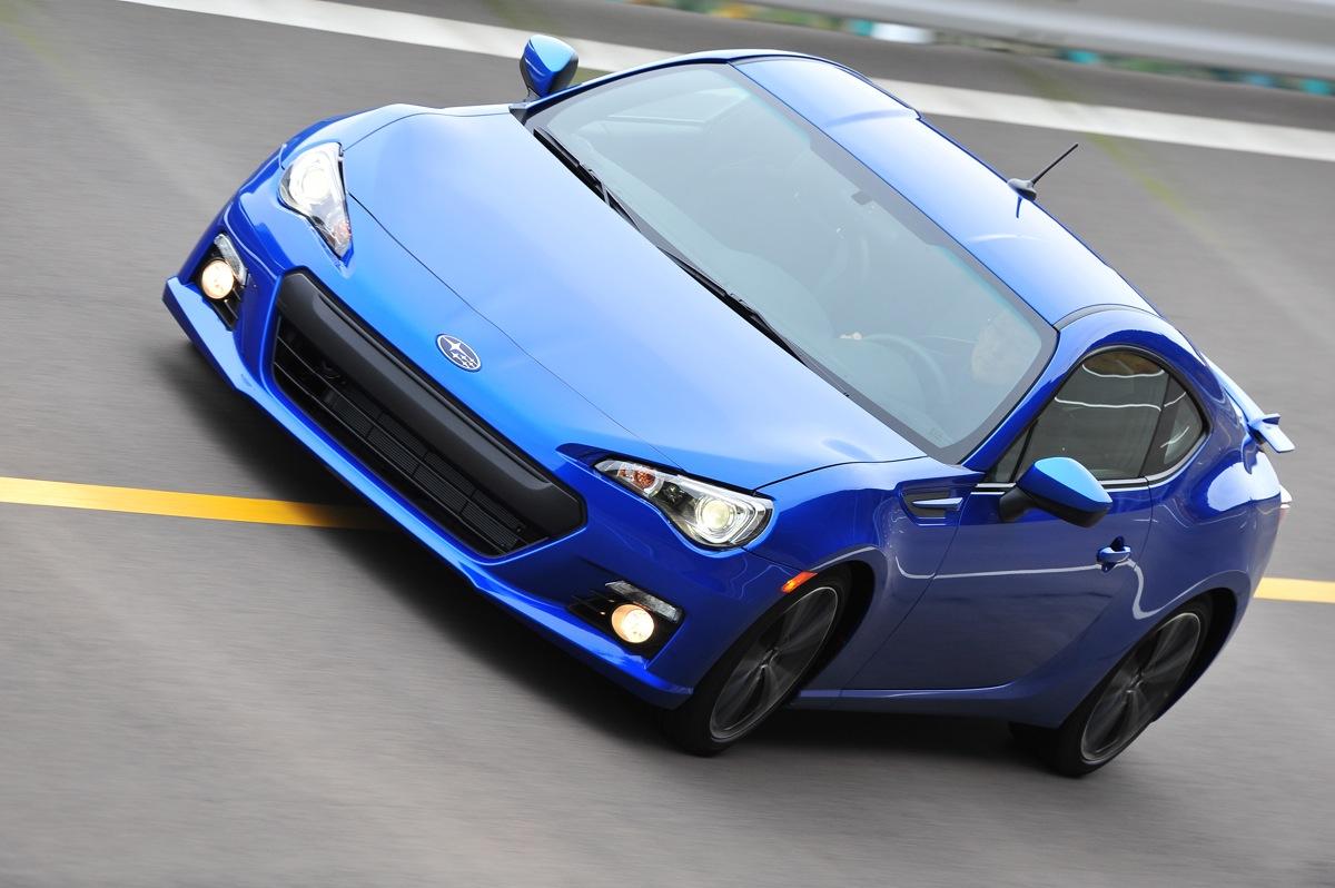 2013 Subaru BRZ Priced