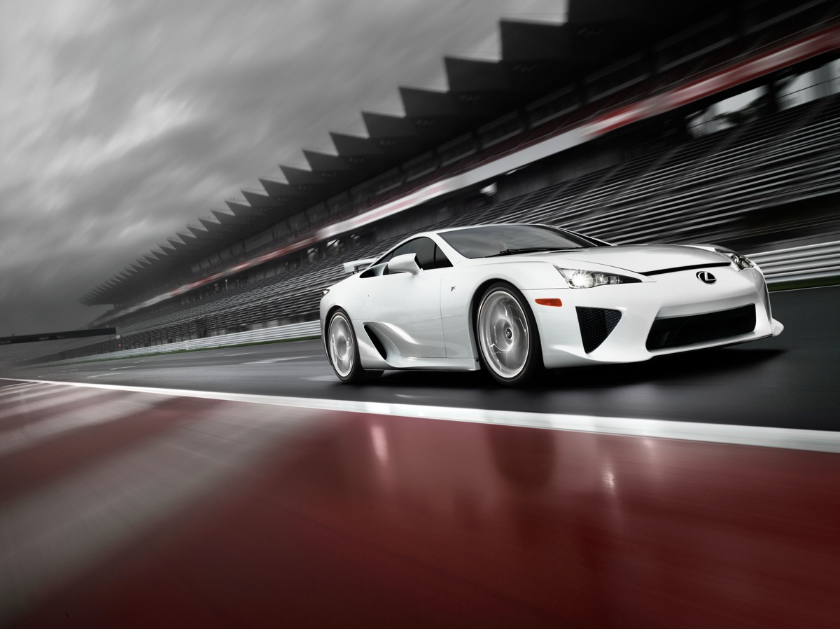 Lexus Planning Uber-Exclusive LFA II Supercar: Report