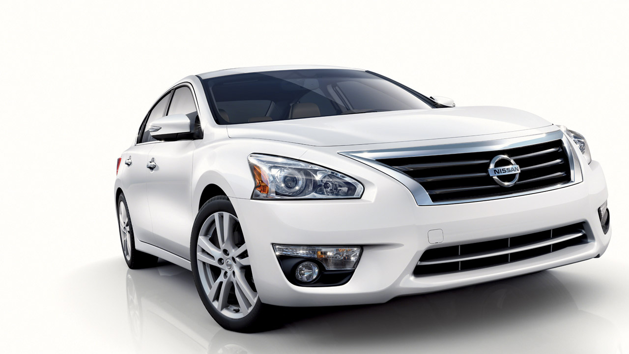2013 Nissan Altima Leaked Touting Best In Class 27 38 Mpg
