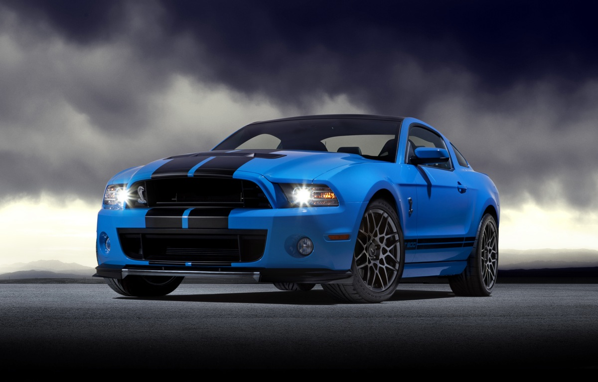 Ford Releases Power Figures For The 2013 Shelby GT500