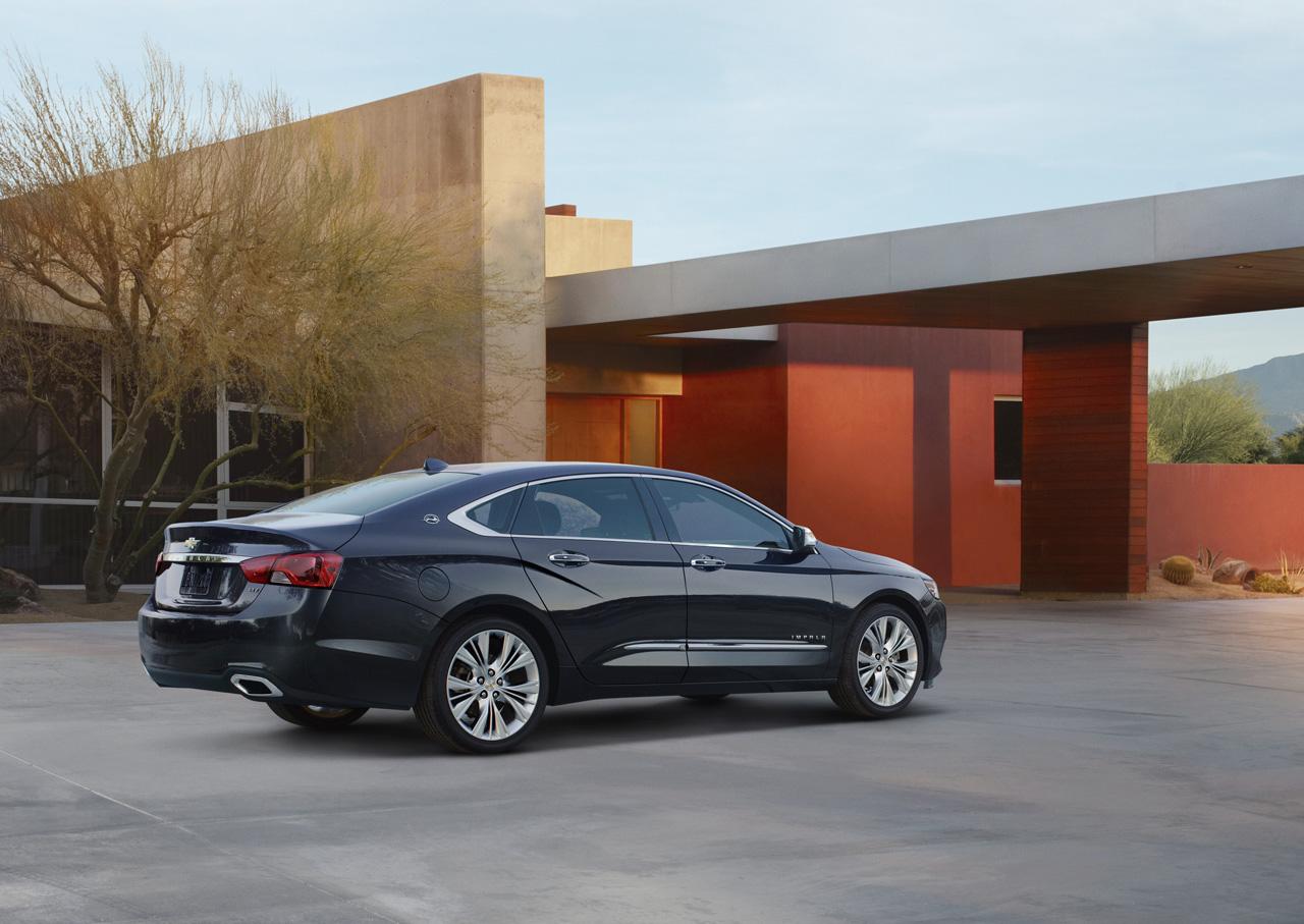 2012 new york auto show 2014 chevrolet impala breaks cover. Black Bedroom Furniture Sets. Home Design Ideas