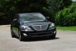 2012 Hyundai Genesis RSpec Headon Action