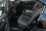 2012 Hyundai Genesis RSpec Rear Seats