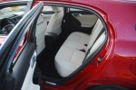 2012 Lexus CT200h Back Seats Small