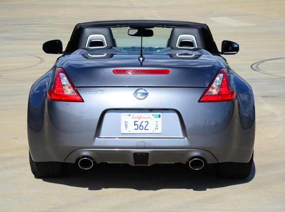 100 hot cars blog archive 2012 nissan 370z touring sport roadster review top down sports. Black Bedroom Furniture Sets. Home Design Ideas