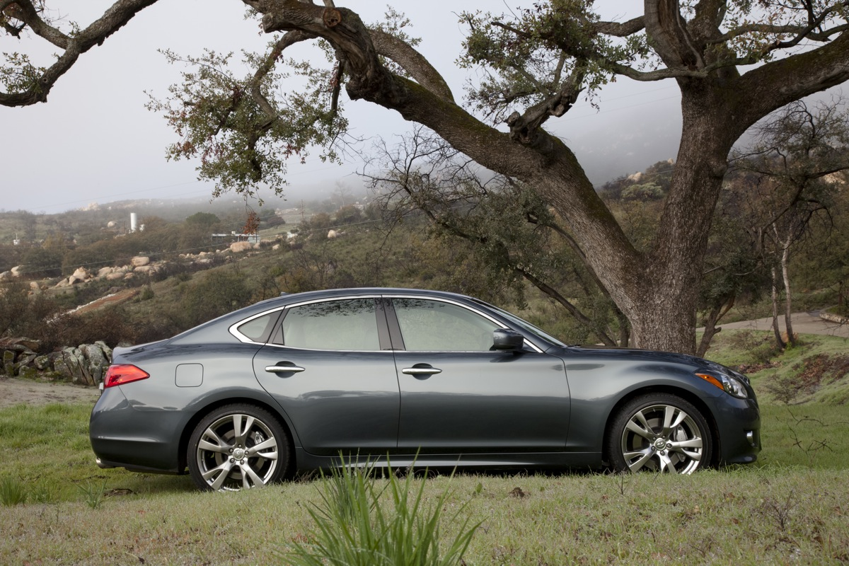 To Boost Profit, Infiniti Moving Production From Japan