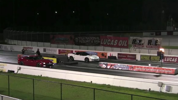 Video: Stock 2013 Nissan GT-R Consistently Runs 10 Seconds in Quarter Mile