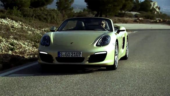 2013 Porsche Boxster Peak Performance Video