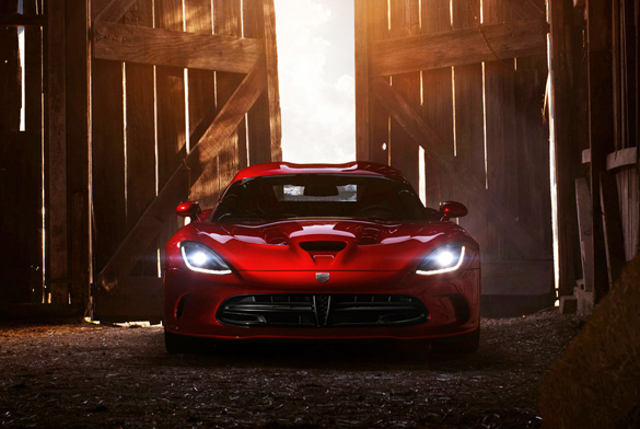 Rebuilding an Icon: 2013 SRT Viper Design & Development Promo Videos