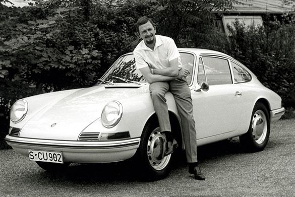 Ferdinand Porsche, 911 Sports Car Designer, Dies at 76