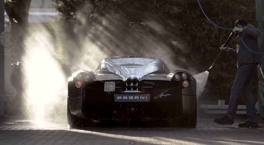 A Behind-The-Scenes Look At Pagani: Video