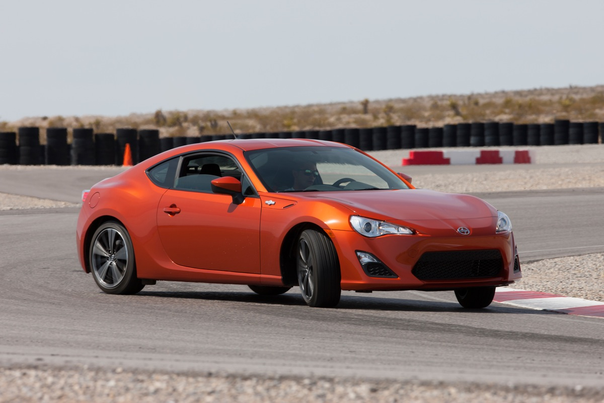 Report: Scion Says No To Factory Turbo FR-S