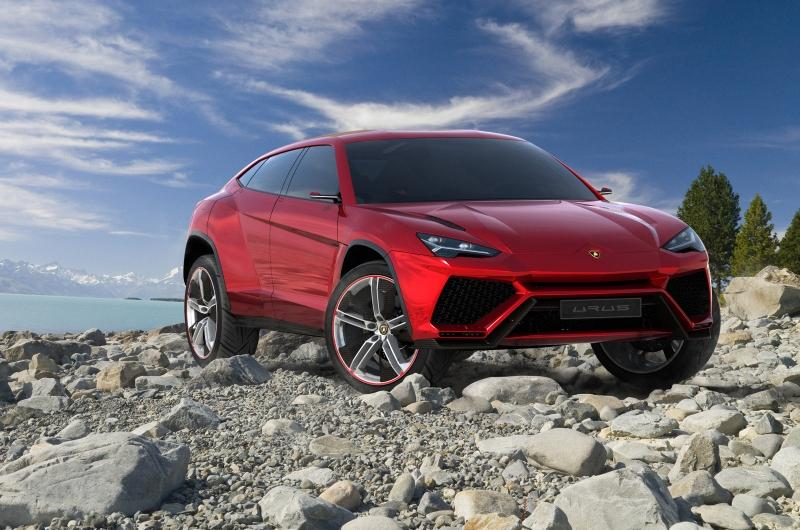 Official Lamborghini Urus SUV Images Leak Onto The Web