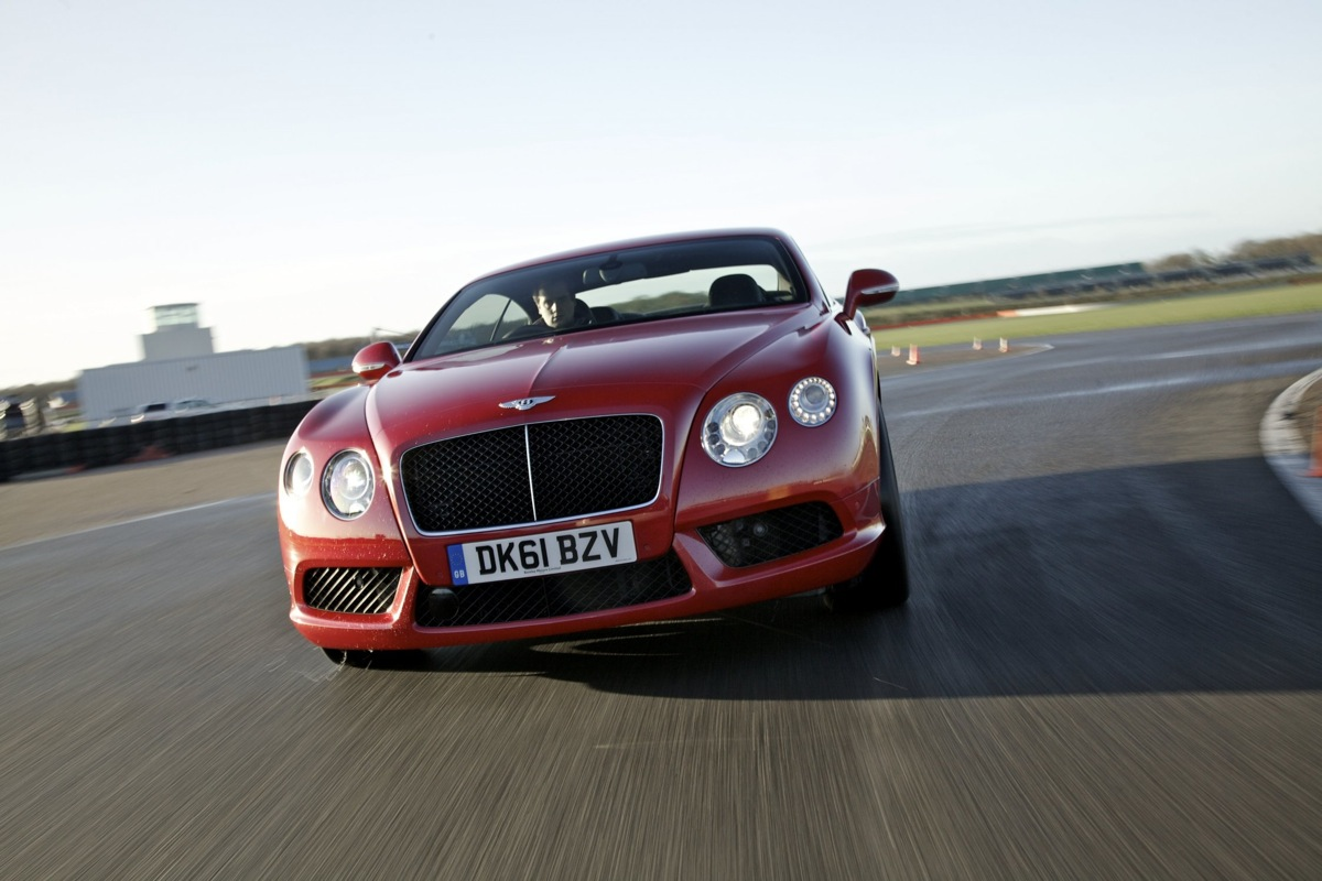Bentley Boss Dürheimer Reassigned To Audi: Report