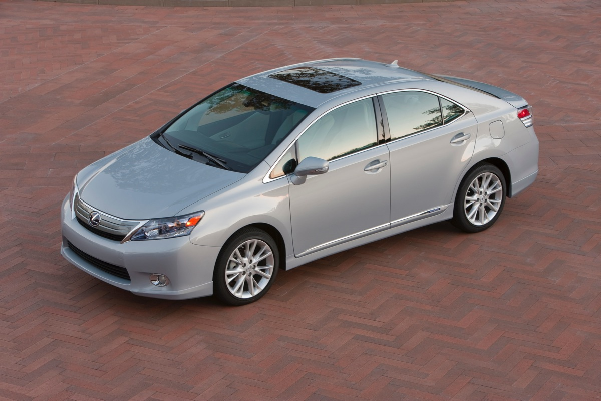 Dismal Sales Kill The Lexus HS 250h Hybrid