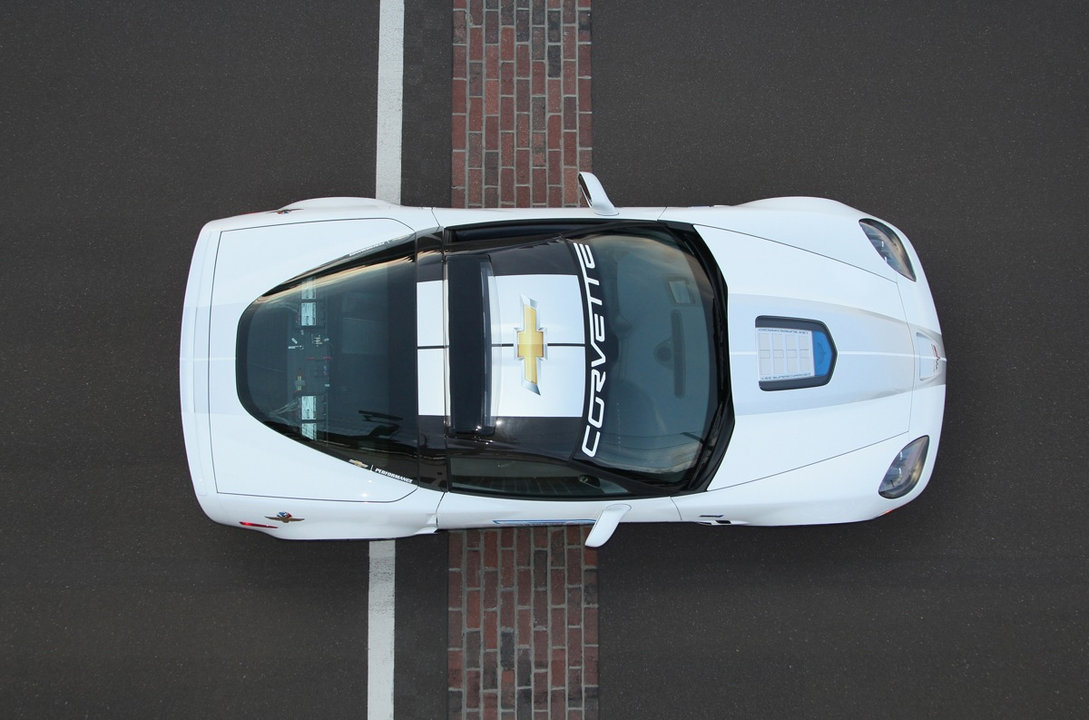 2013 Chevy Corvette ZR1 To Pace This Year's Indy 500
