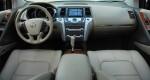 2012 Nissan Murano Platinum Dashboard