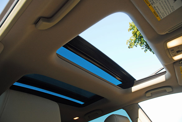 nissan murano sunroof leaking. Black Bedroom Furniture Sets. Home Design Ideas