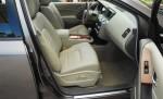 2012 Nissan Murano Platinum Front Seats