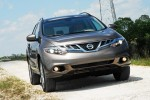 2012 Nissan Murano Platinum Headon Action
