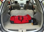 2012 Nissan Murano Platinum Rear Cargo Full