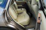 2012 Nissan Murano Platinum Rear Seats