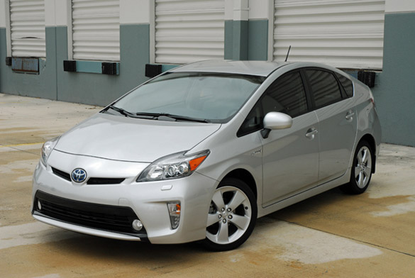 2012 Toyota Prius Review – The Hybrid That Still Leads The Pack