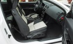 2012 Volvo C30 T5 front seats