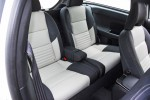 2012 Volvo C30 T5 rear seats
