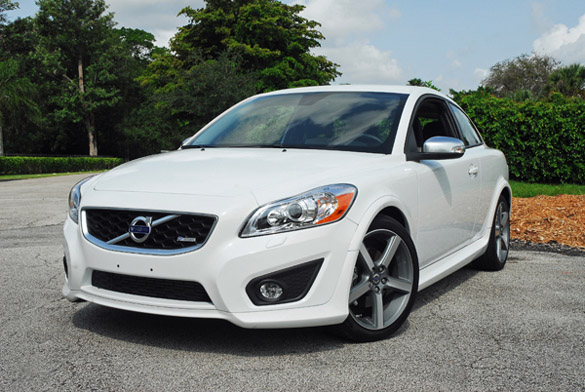 2012 Volvo C30 T5 R-Design Polestar Review & Test Drive