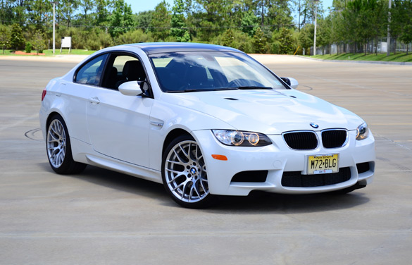 2012 BMW M3 Review & Test Drive