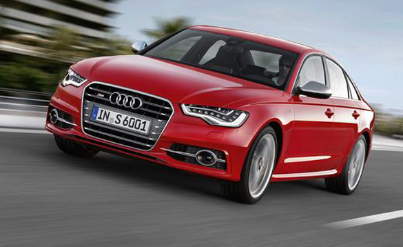2013 Audi S6 Scores Big Performance Numbers (0-60 in 3.7 seconds)