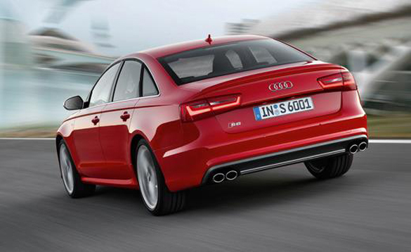 Audi S Scores Big Performance Numbers In Seconds - Audi s6 0 60