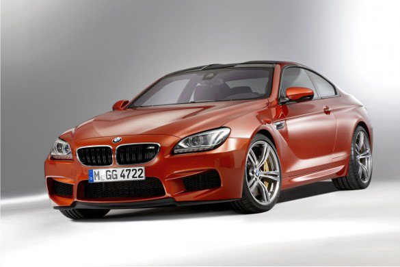 BMW To Offer Manual Transmission On New M6